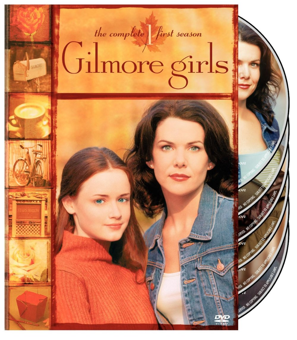 Gilmore Girls Season 1 on DVD